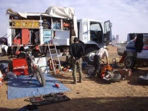 Rallye Service Rallye Dakar 2002