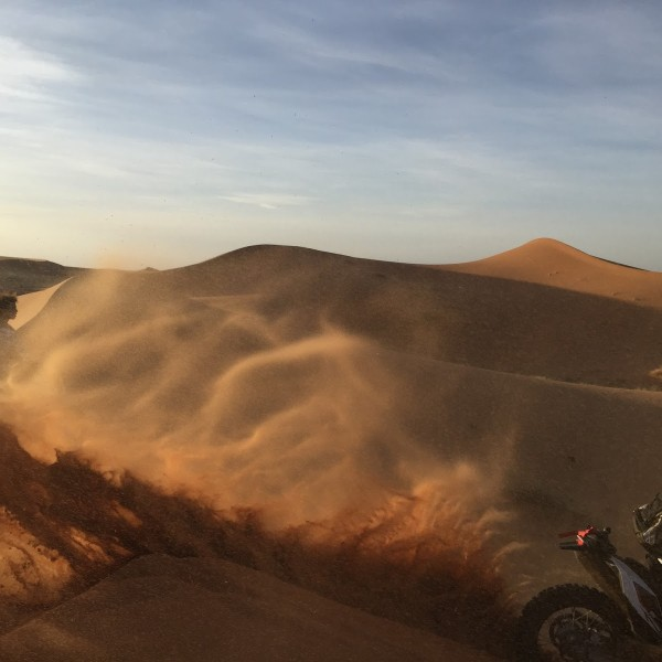 Fahrtraining Marokko