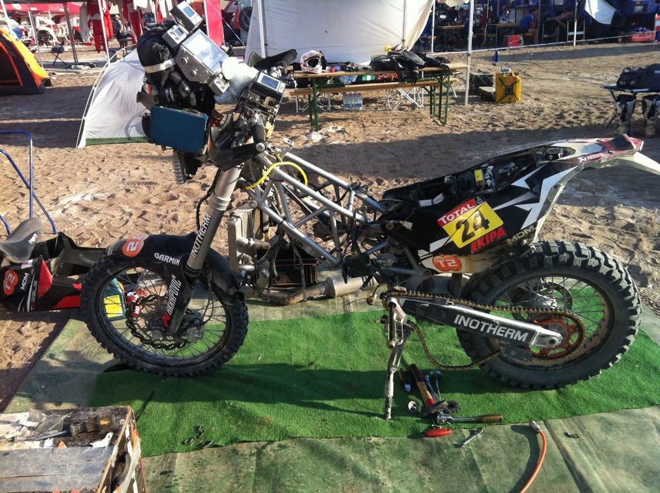 Rallye_Dakar_2012_Team-Kaiser_Rallye-Servie_Roadbook