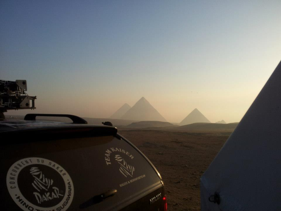 Pyramiden Radiokarbon-Dating-Projekt