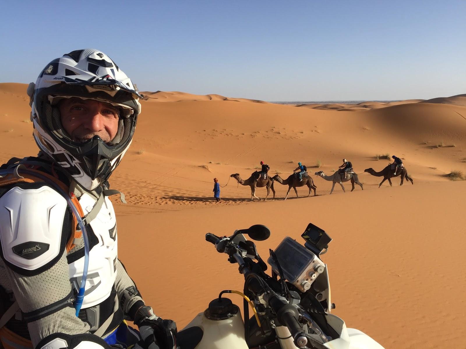 Motorrad Rallye Fahrtraining